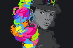 Rhythm Nation - Breaking the color lines